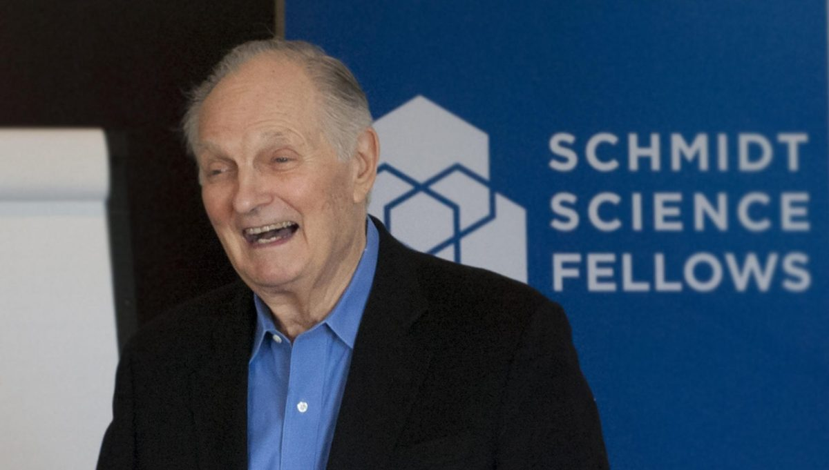 The Schmidt Science Fellows experienced a communication workshop from the Alan Alda Center for Communicating Science. The inaugural class were fortunate to be able to meet and learn first-hand from Alan himself.