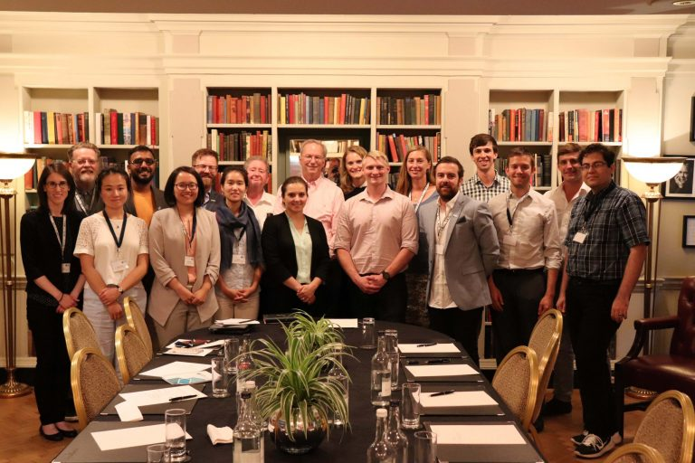 The Fellows enjoyed a private meeting with Eric Schmidt where they were able to discuss his thoughts on the opportunities and challenges in science and innovation.